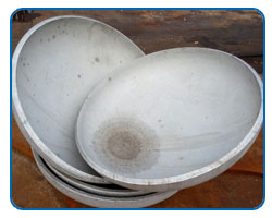Stainless Steel Dish End